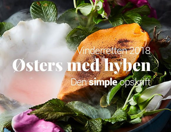 Vinderretten 2018 – den simple opskrift